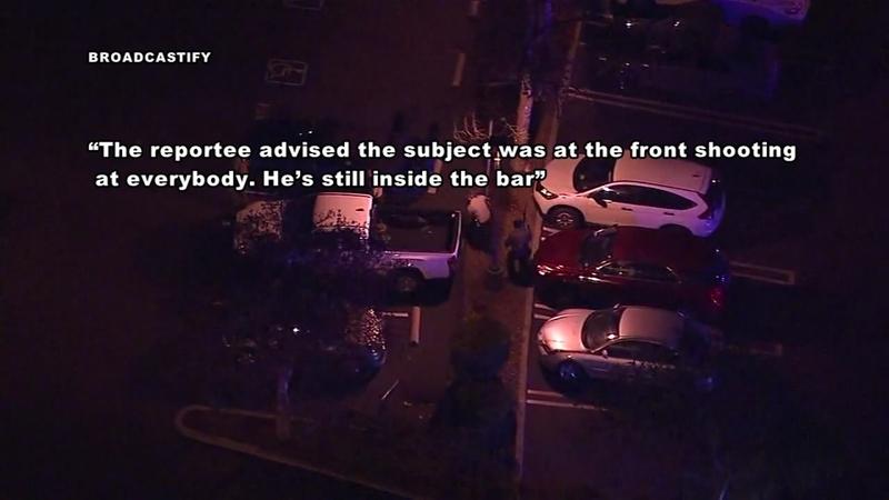 Live Updates of Scene at Aftermath of Borderline Bar