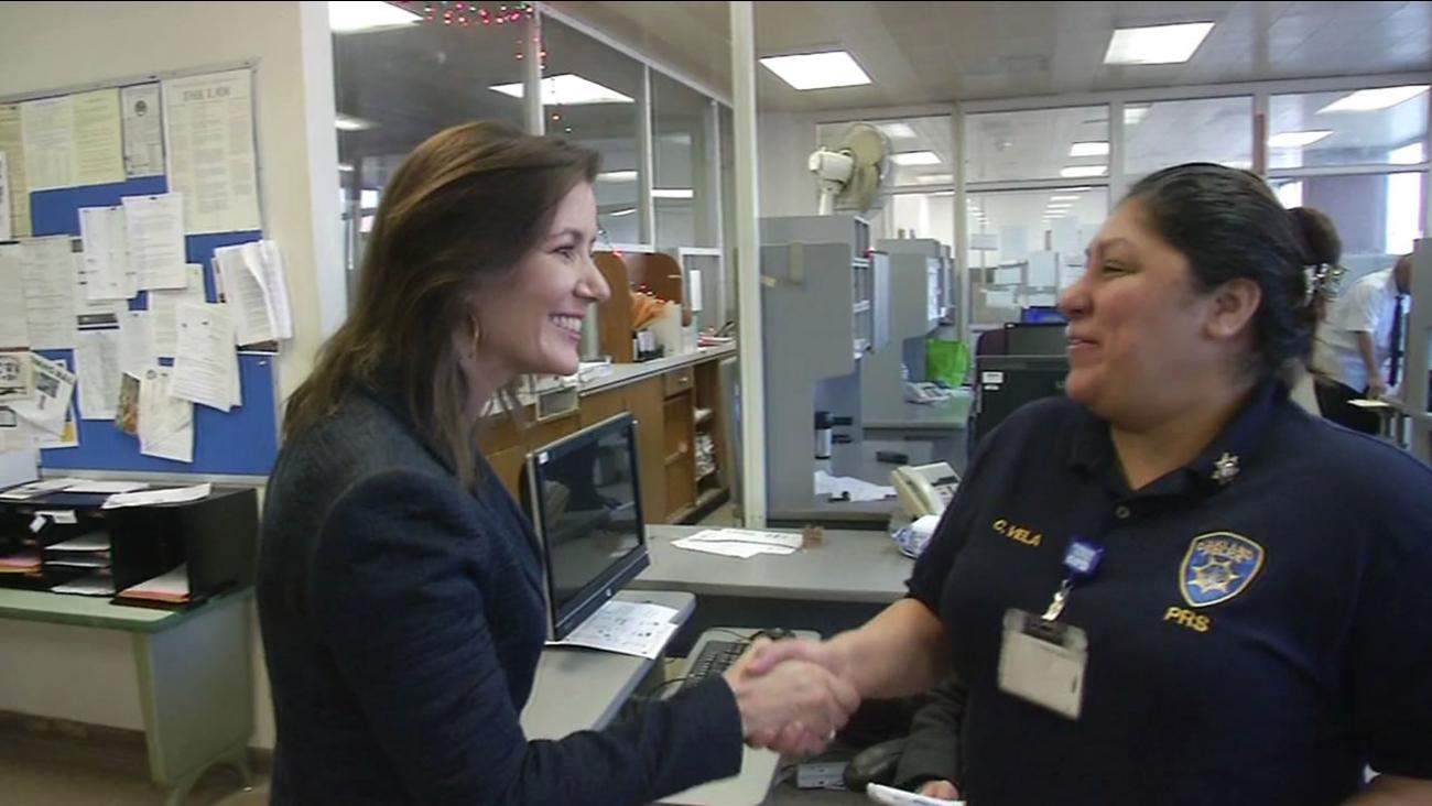 Oakland Mayor Libby Schaaf