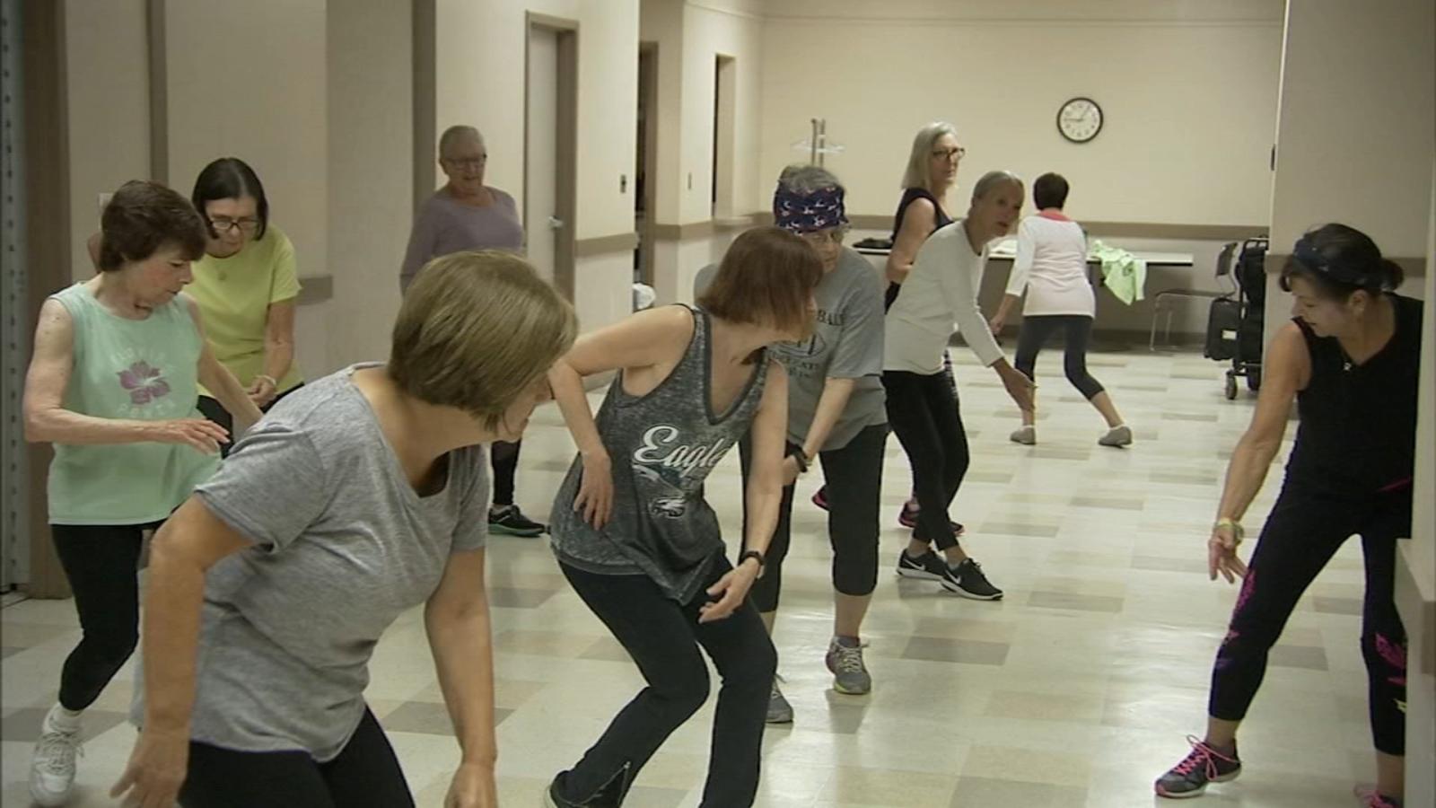 Art Of Aging Zumba Fitness Fun For Seniors 6abc Philadelphia