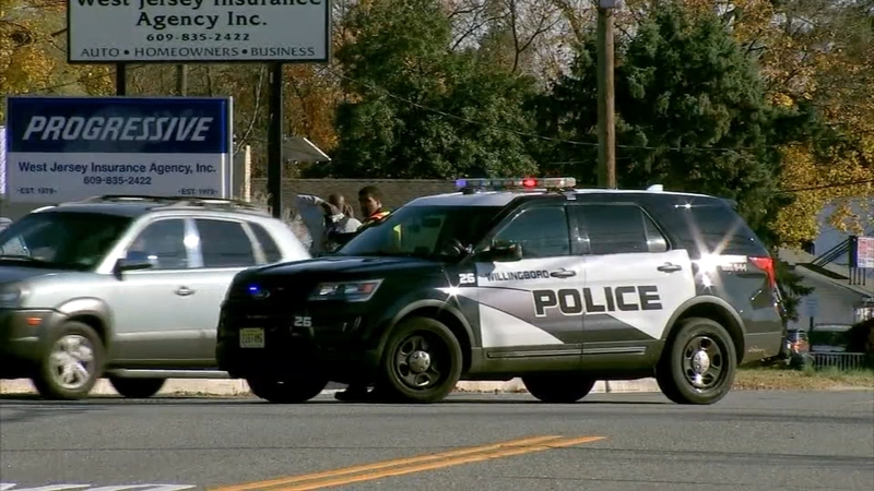 Driver sought for hit-and-run in Willingboro, N J