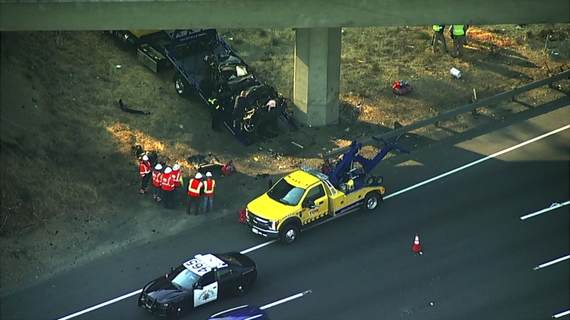3 killed in car accident on I-80 in Fairfield | abc7news com