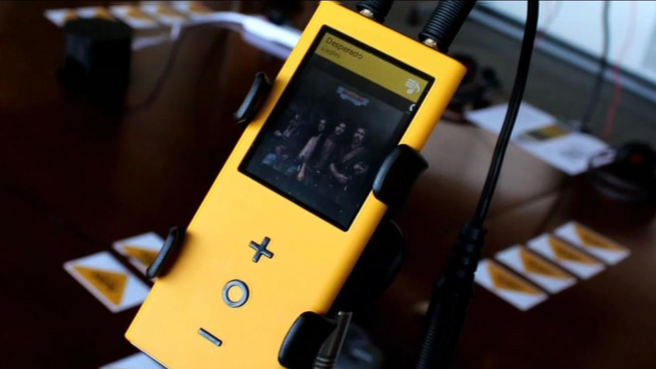 Pono digital music player