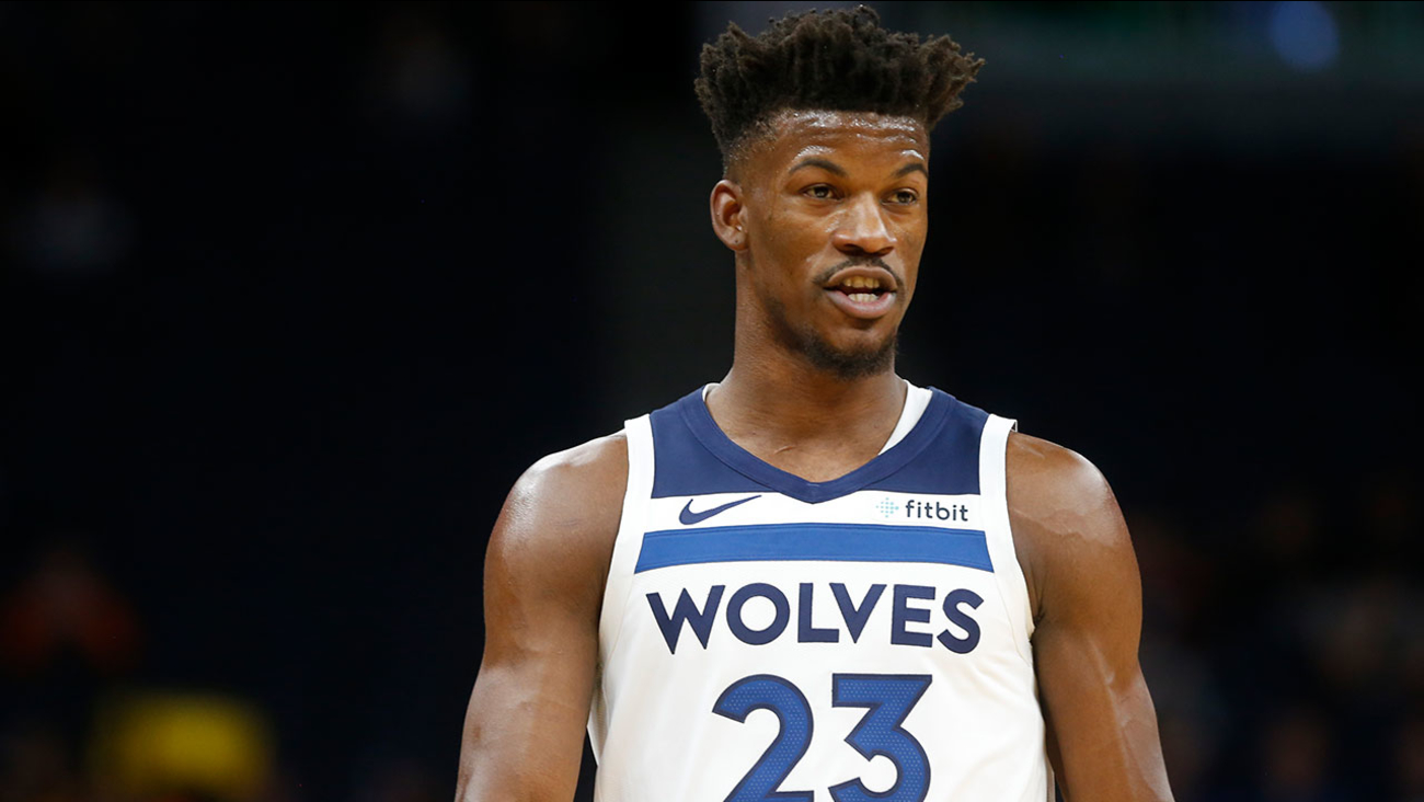 e669a22503d The Timberwolves have agreed to trade Jimmy Butler to the 76ers