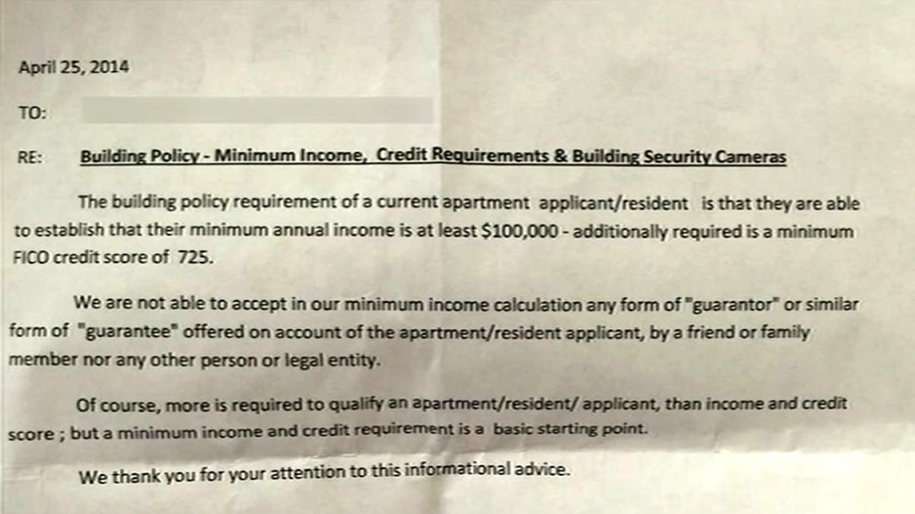 San Francisco landlord apologizes after leaving a note