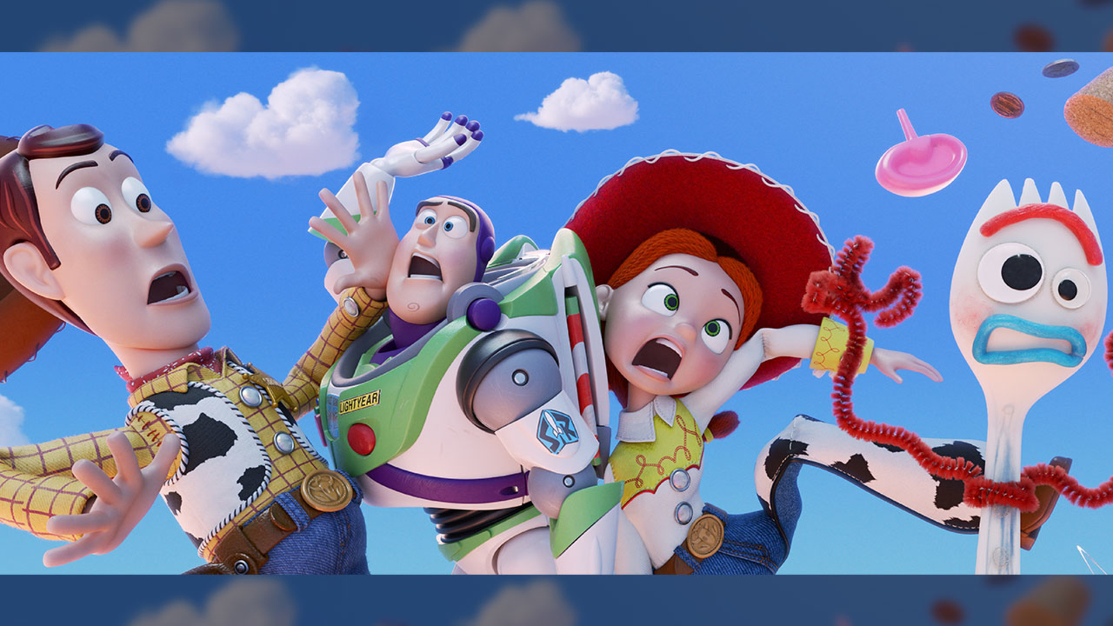 Toy Story 4 Watch Teaser Trailers Featuring Tony Hale Keegan Images, Photos, Reviews