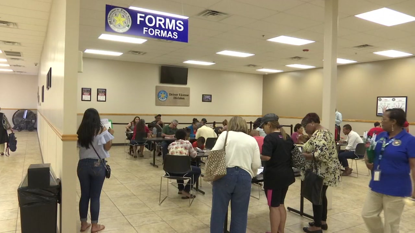 new drivers license office carrollton tx