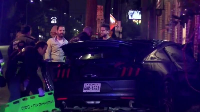 Car Driver Crashes Into Pole, Car Overturns - Bernews