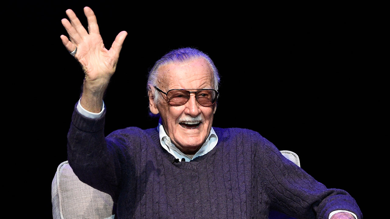 <div class='meta'><div class='origin-logo' data-origin='none'></div><span class='caption-text' data-credit='Chris Pizzello/Invision/AP'>Comic book legend Stan Lee has died at age 95.</span></div>