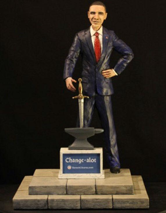 "<div class=""meta image-caption""><div class=""origin-logo origin-image ""><span></span></div><span class=""caption-text"">A sculpture depicts President Barack Obama. (Laura Harling)</span></div>"
