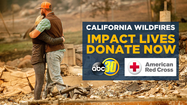 California Fires How To Help Victims Of Wildfires Across The State