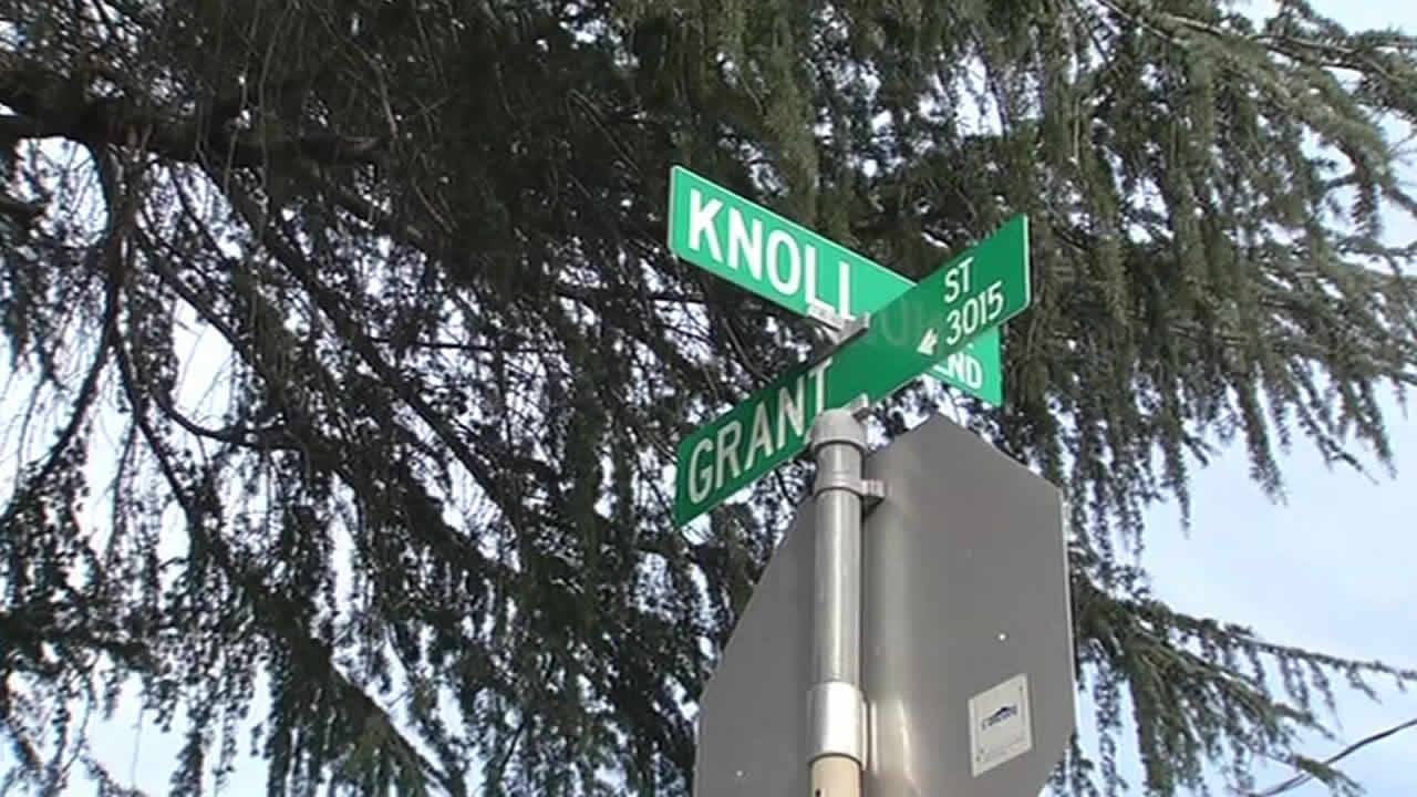 Concord police a 13-year-old boy was shot at and stabbed near Grant and Knoll on Wednesday, Jan. 7, 2015.