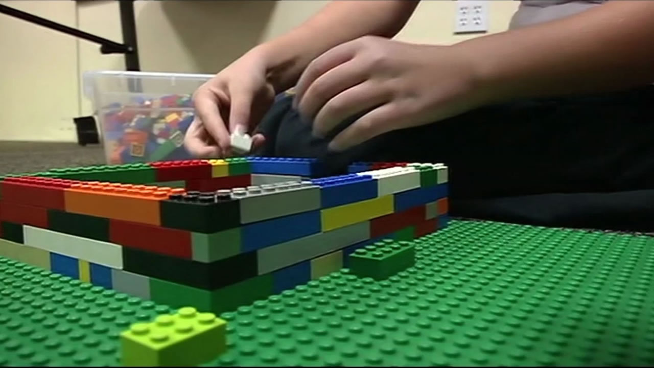 The Lego toy company admits there are differences between the products it sells in the U.S. and Europe.
