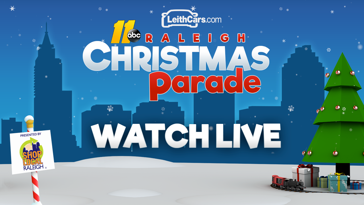 Raleigh Christmas Parade: How to watch   ABC11 Raleigh Durham