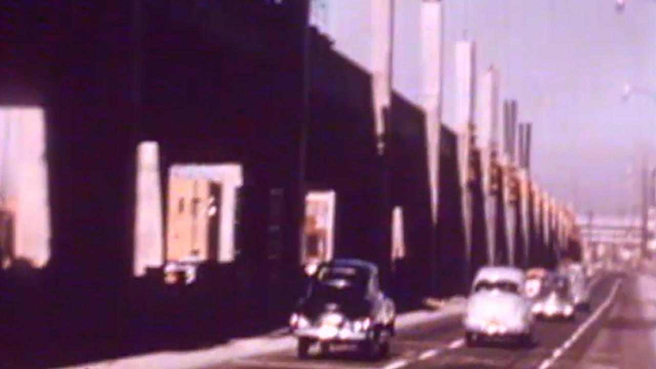 Bay Area 'hidden freeways' that were never built