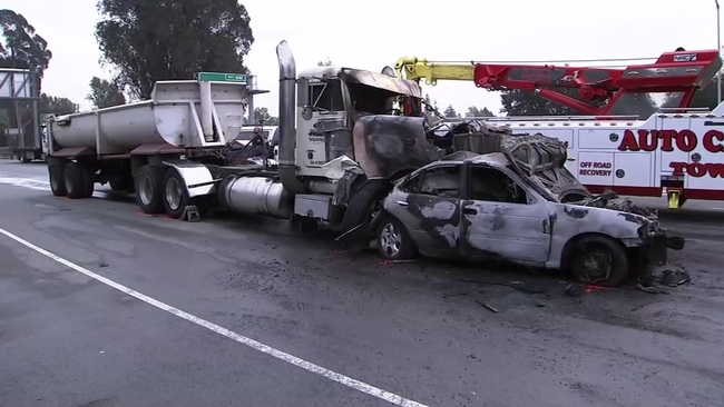 Top Five Crash On Hwy 20 Today - Circus