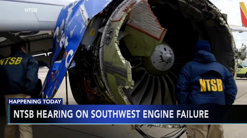 Excellent Ntsb Holds Hearing Southwest Emergency Landing Gamerscity Chair Design For Home Gamerscityorg
