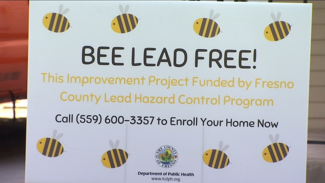 New Grant To Help Remove Lead Based Paints From Fresno County Homes