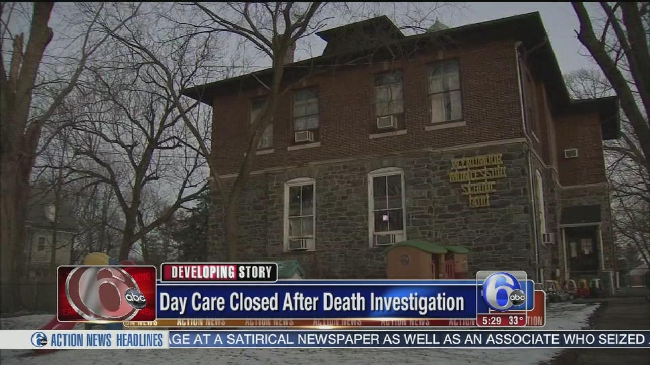 VIDEO: Glenside daycare shut down after child dies