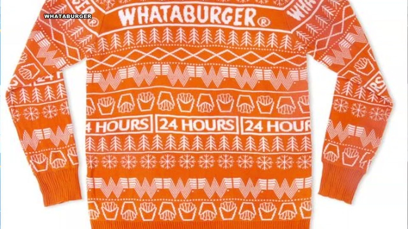 Watch: Fast food chain Whataburger introduces Christmas