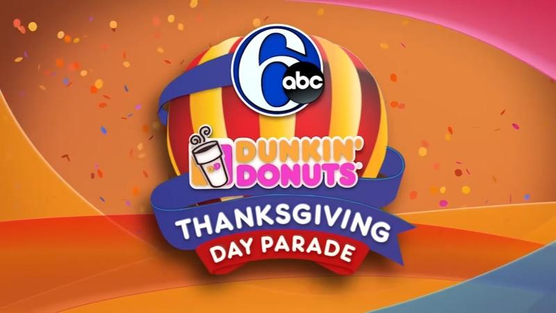 6abc/Dunkin' Donuts Thanksgiving Parade