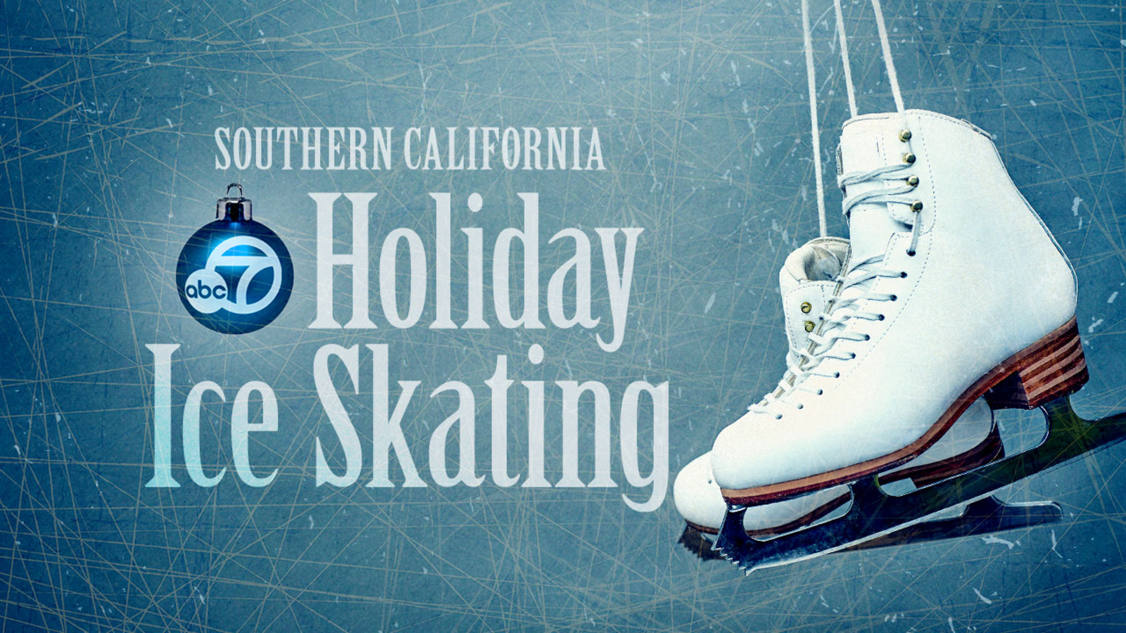 Holiday Ice Skating In Southern California Abc7 Los Angeles