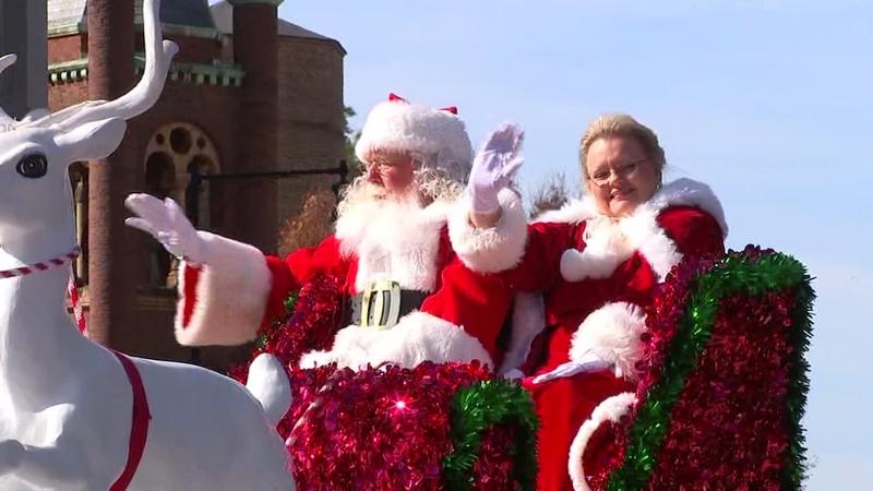 Raleigh Christmas Parade 2018   ABC11 Raleigh Durham