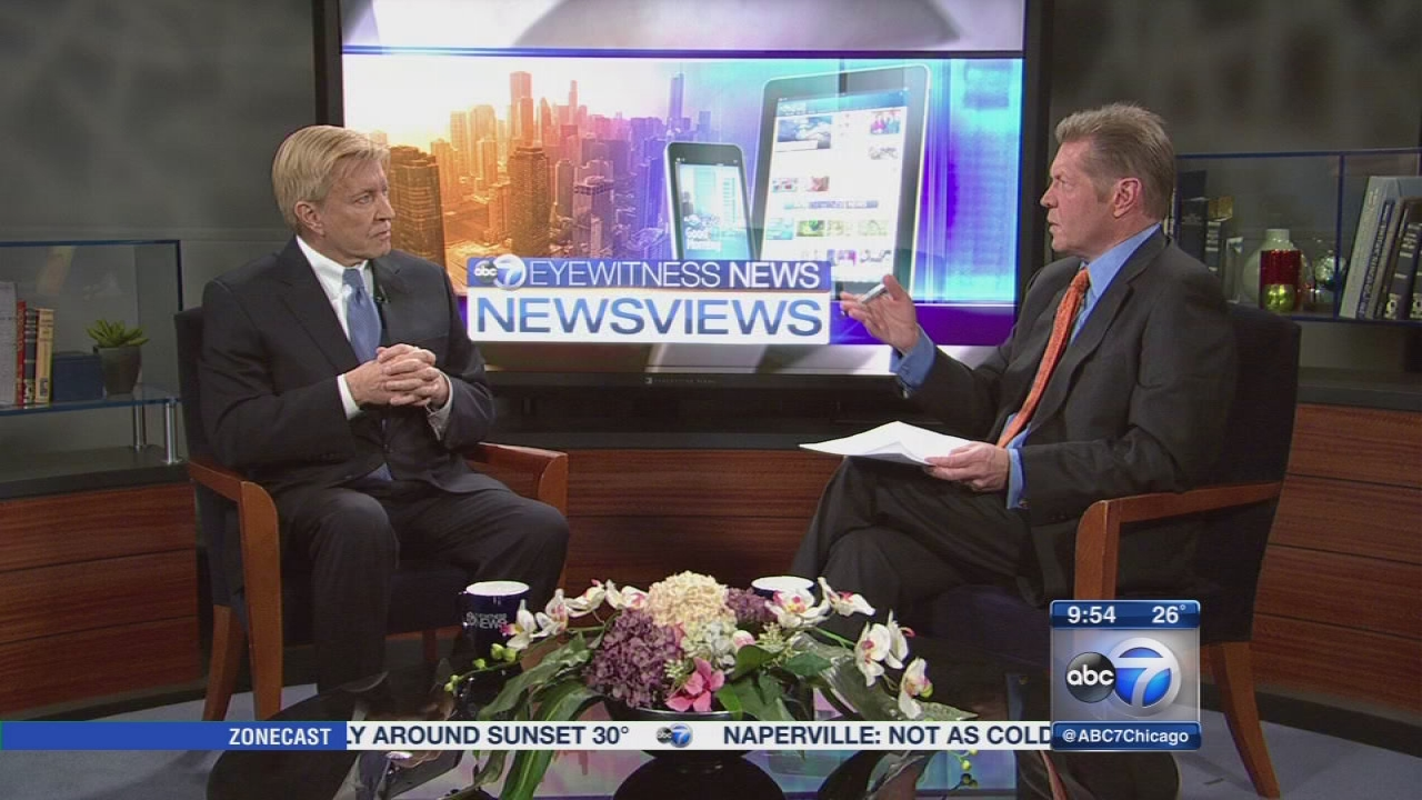 Newsviews: Ald. Bob Fioretti