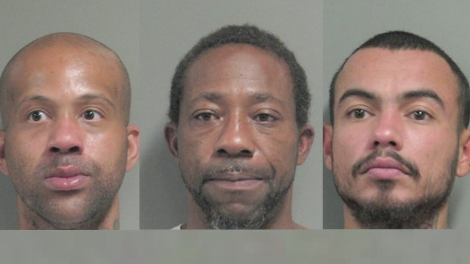 3 men accused of stealing tools from Lowes in Rosenberg