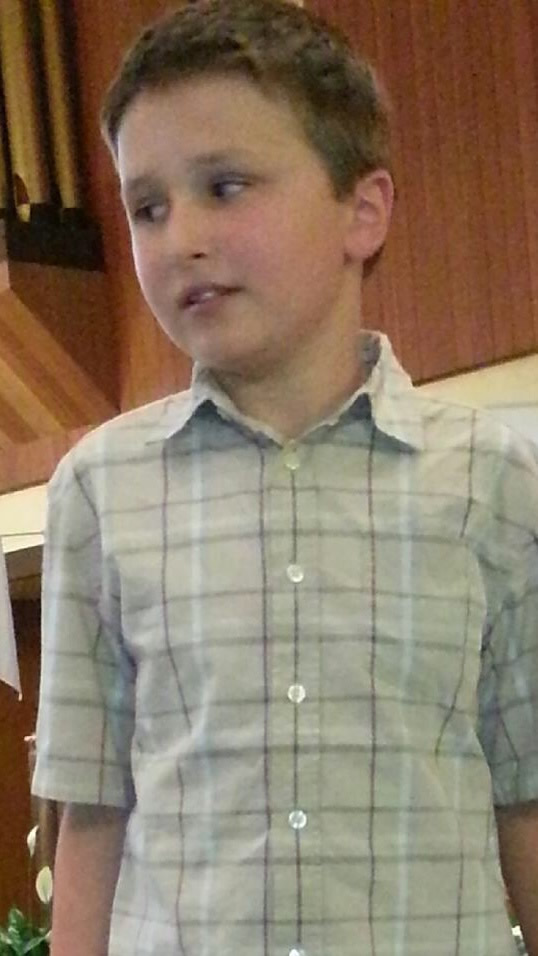 Fairfield police are searching for 9-year-old Jess Ohara.