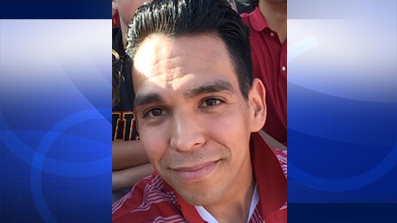 Omar Meza, 33, of Los Angeles was last seen in the lobby of the JW Marriott Desert Springs Resort & Spa in Palm Desert Thursday, Jan. 8, 2015.