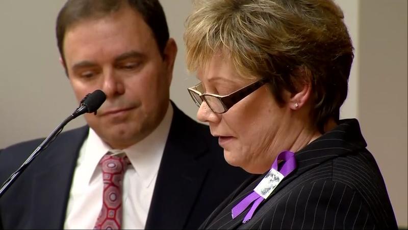 Chris Watts' sentencing