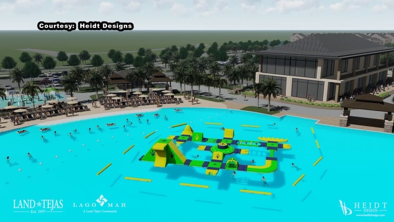 New renderings of Crystal Clear lagoon coming to Texas City