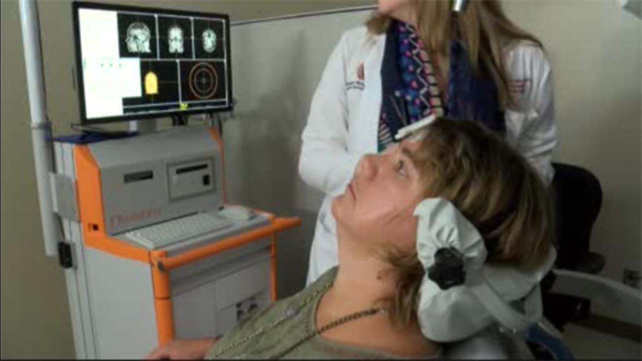 Device prepares brain for stroke rehab