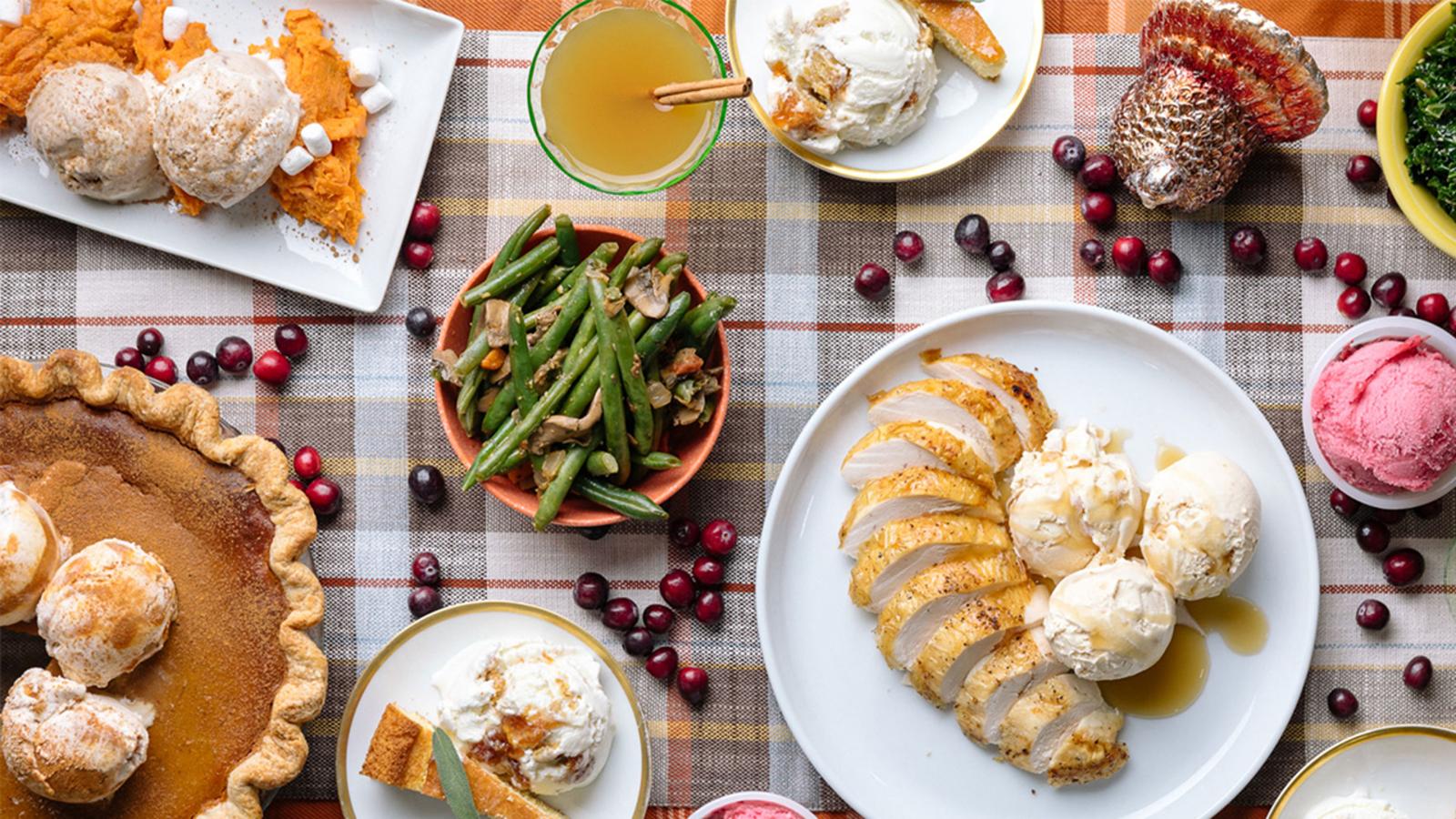 Thanksgiving ice cream: Salt and Straw offers turkey ...