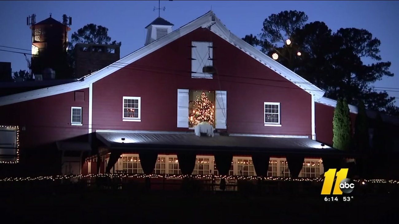 Angus Barn steakhouse in Raleigh draws inspiration from Biltmore for ...