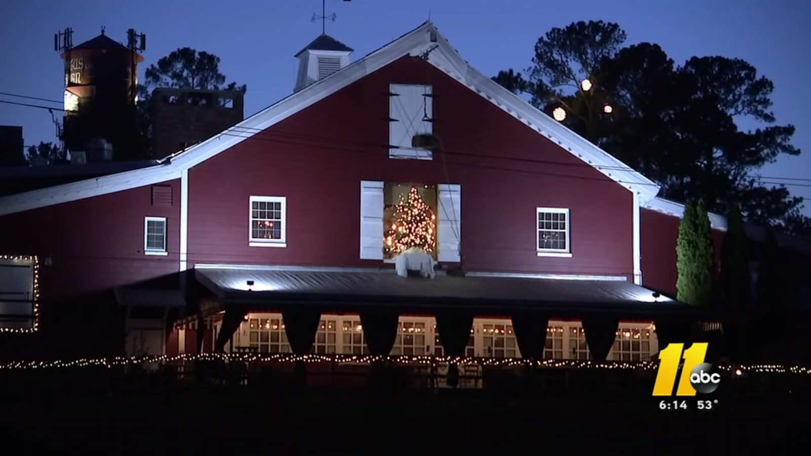 Angus Barn Steakhouse In Raleigh Draws Inspiration From
