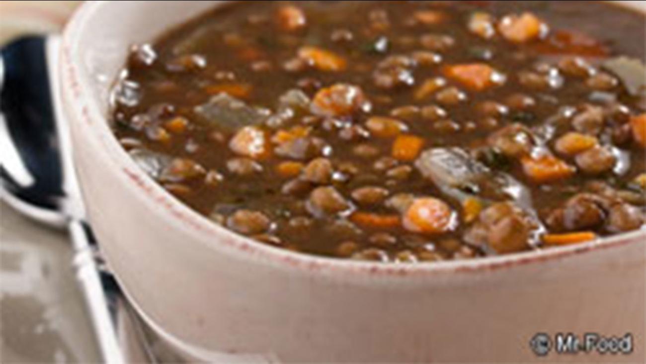 Countryside Lentil Soup