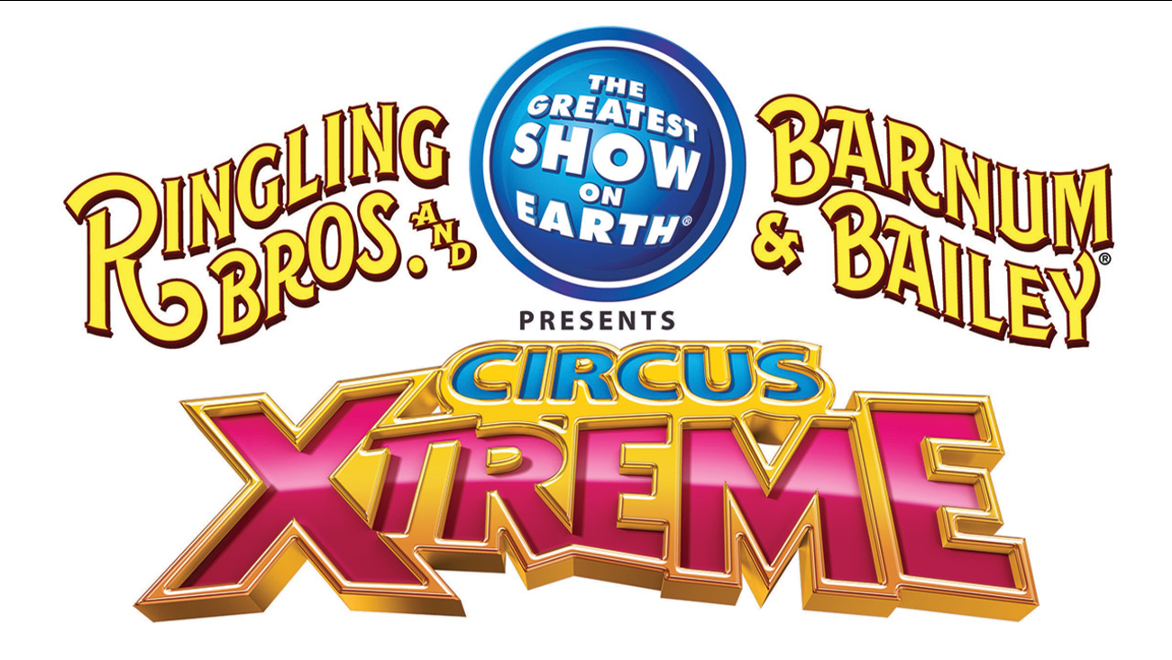 Ringling Bros. and Barnum & Bailey® Presents Circus XTREME Sweepstakes