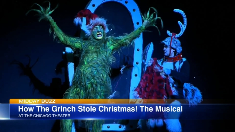 How The Grinch Stole Christmas Musical.How The Grinch Stole Christmas Star Gavin Lee Returns To Chicago