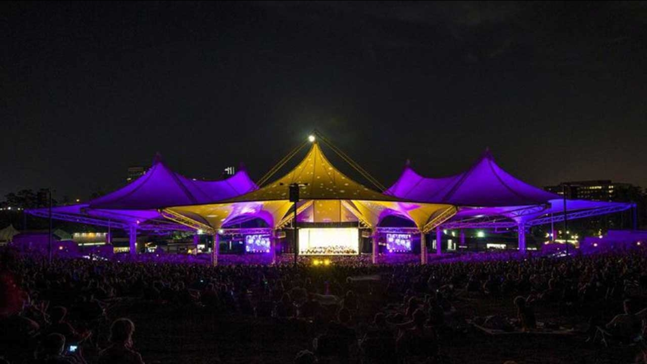 cynthia woods mitchell pavilion ranks 2nd in world for ticket sales