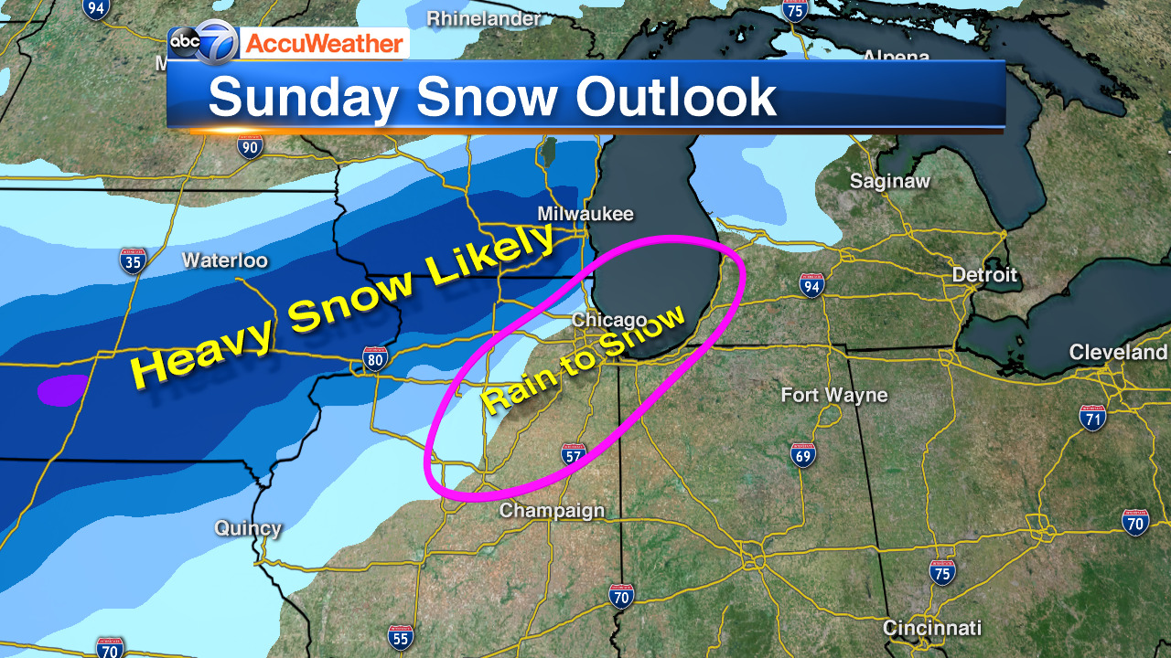 Chicago weather: Winter storm expected to snarl Thanksgiving weekend t...