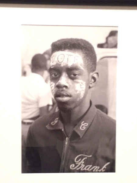"""<div class=""""meta image-caption""""><div class=""""origin-logo origin-image """"><span></span></div><span class=""""caption-text"""">""""Freedom Journey 1965: Photographs of the Selma to Montgomery March"""" is opening at the New-York Historical Society on Friday. (WABC Photo)</span></div>"""