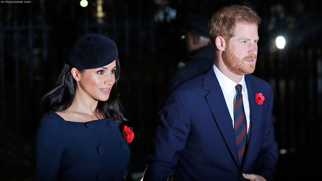 Congratulations, Duchess Meghan! Things to know about the American
