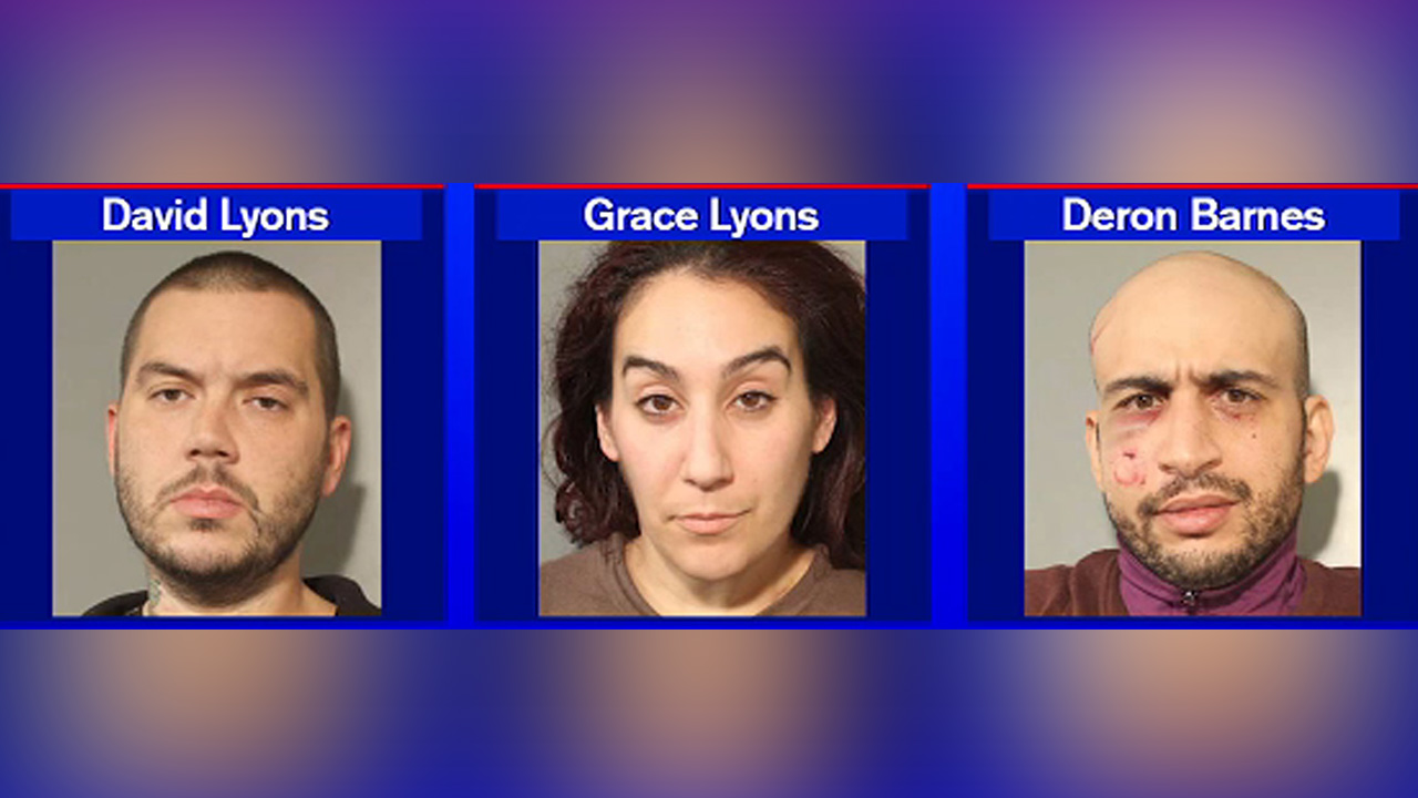 3 arrested on drug charges during bust in Long Island movie theater parking  lot