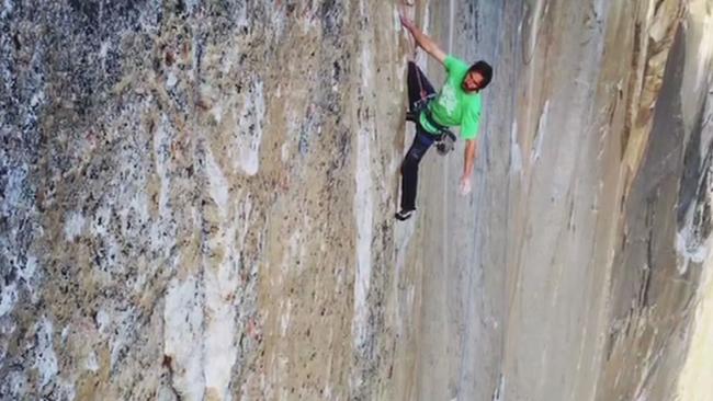 Climbers finish El Capitan free climb