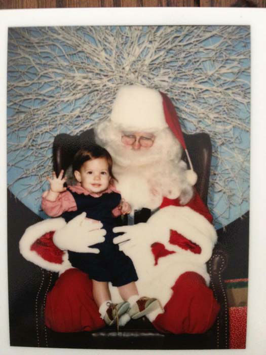 <div class='meta'><div class='origin-logo' data-origin='none'></div><span class='caption-text' data-credit='KTRK Photo'>Katherine Whaley as a little girl sitting on Santa's lap</span></div>