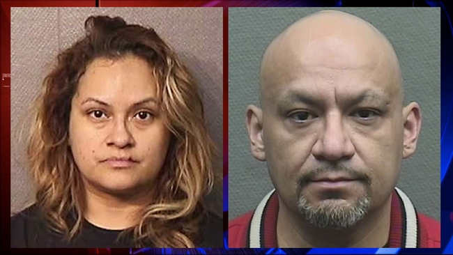 Couple Accused Of Involving Kids In Drug Filled Swinger Lifestyle Abc Com