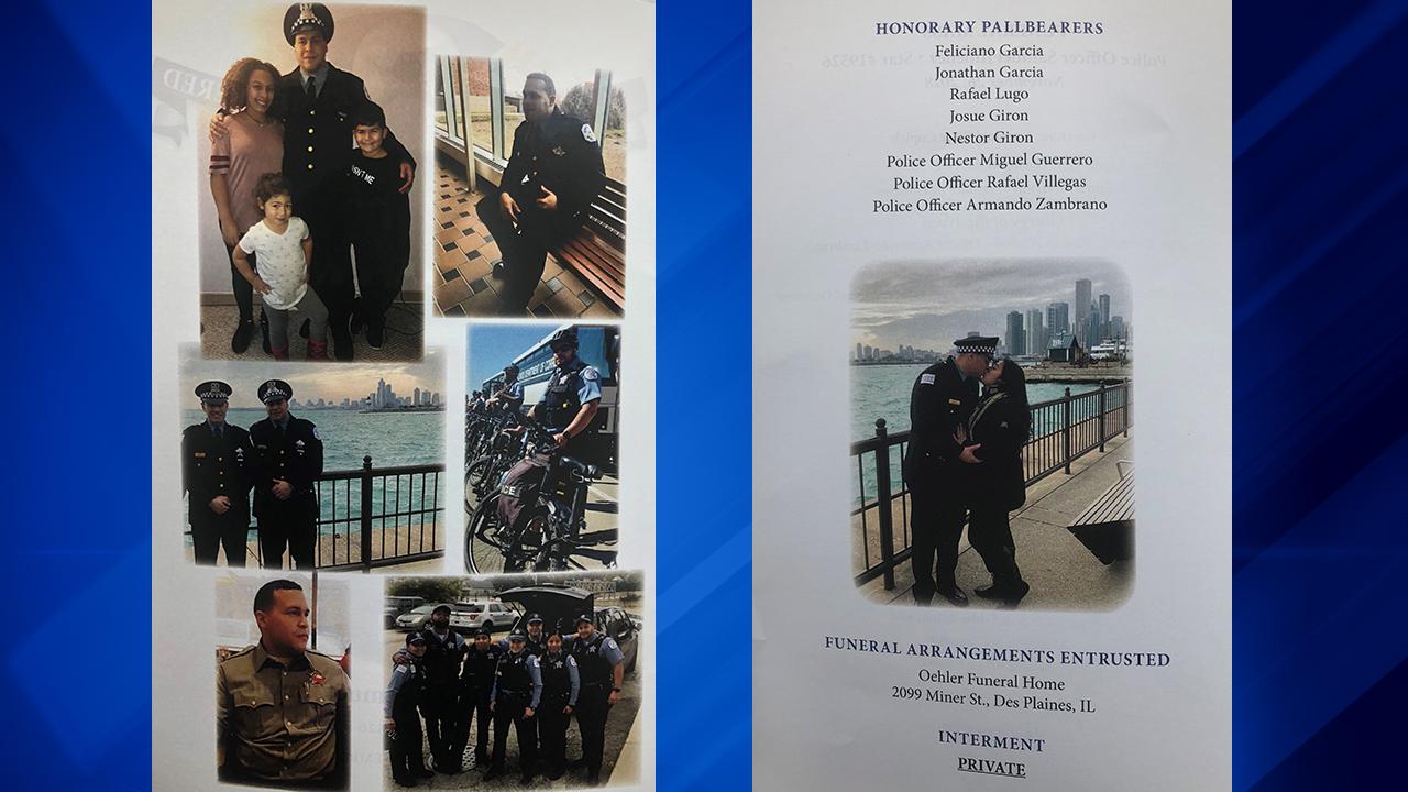 "<div class=""meta image-caption""><div class=""origin-logo origin-image none""><span>none</span></div><span class=""caption-text"">Funeral program for slain Chicago Police Officer Samuel Jimenez.</span></div>"
