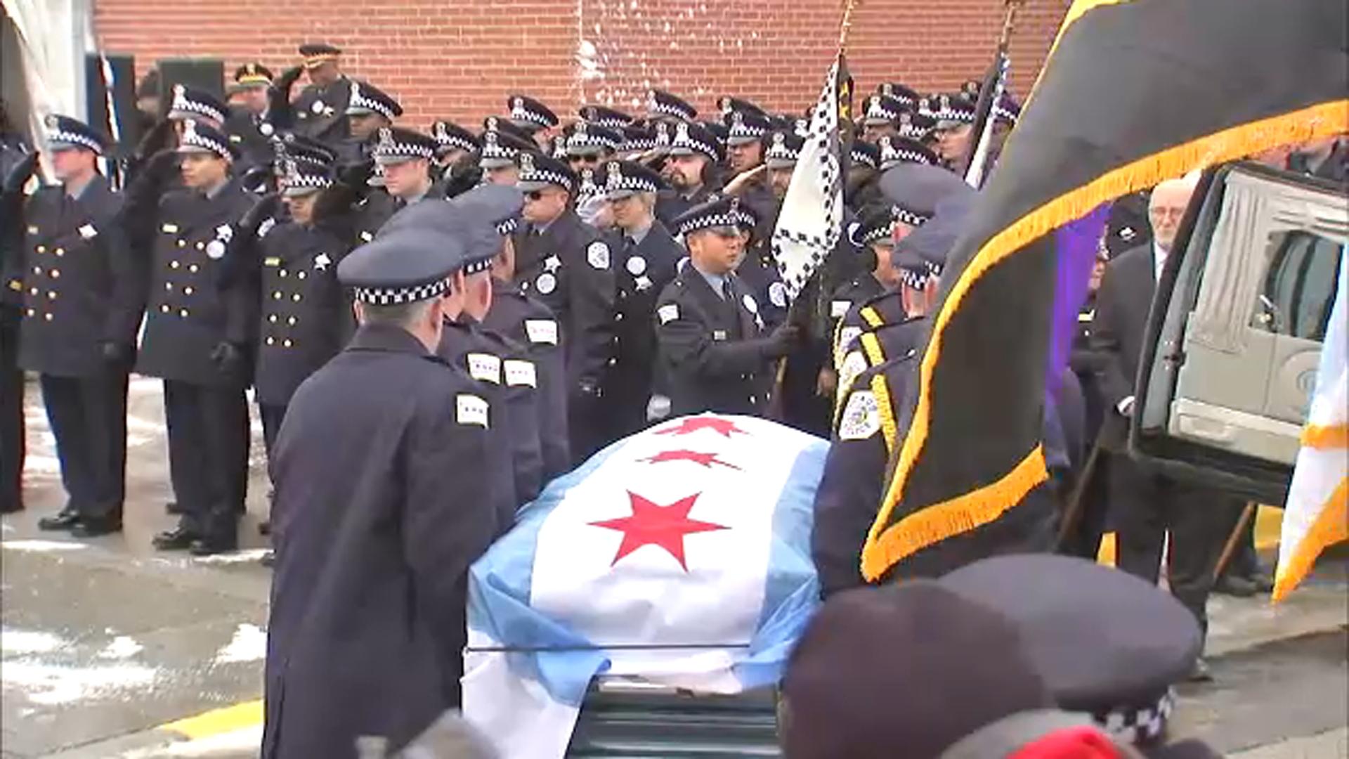 slain chicago police officer samuel jimenez remembered during