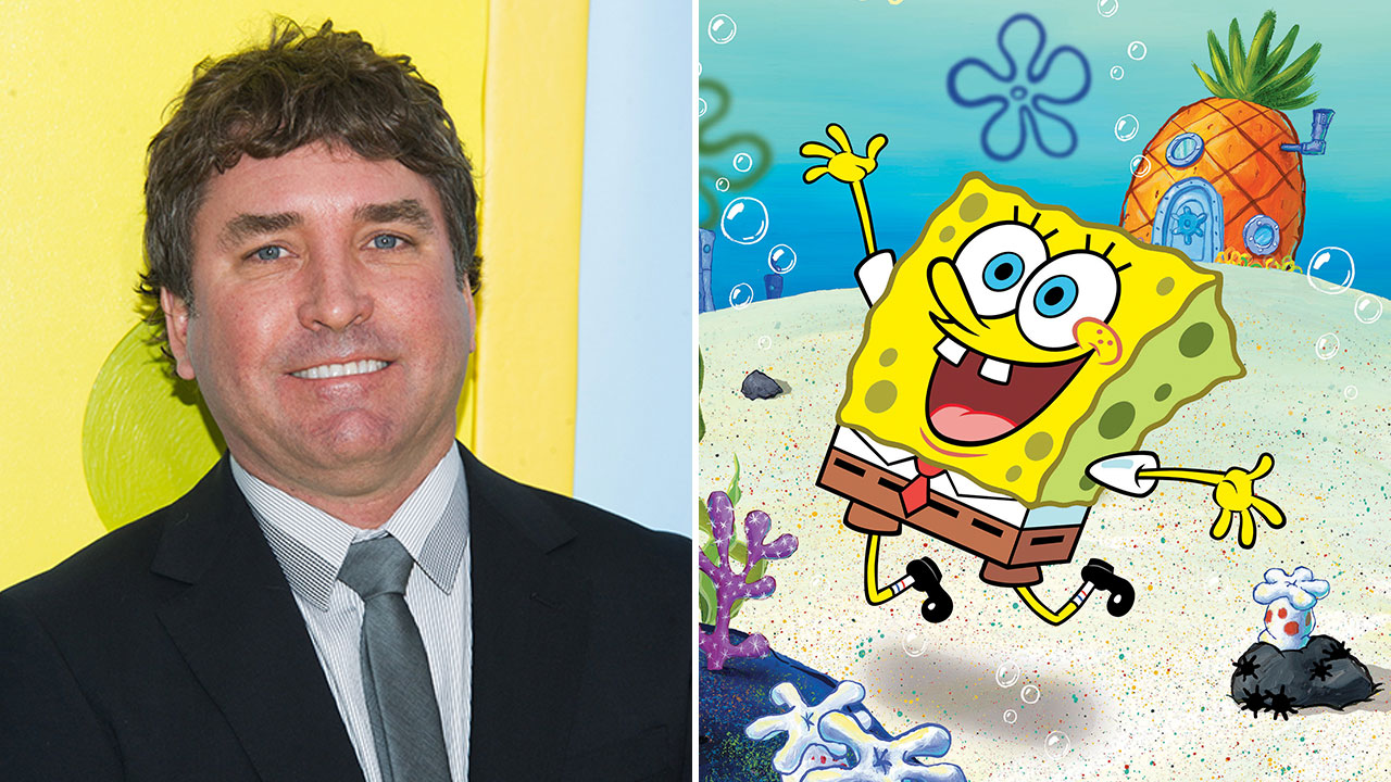 <div class='meta'><div class='origin-logo' data-origin='AP'></div><span class='caption-text' data-credit='Left: Charles Sykes/Invision/AP, Right: AP Photo/Nickelodeon'>Stephen Hillenburg, the creator of ''Spongebob Squarepants'' has died at age 57, Nickelodeon confirmed.</span></div>
